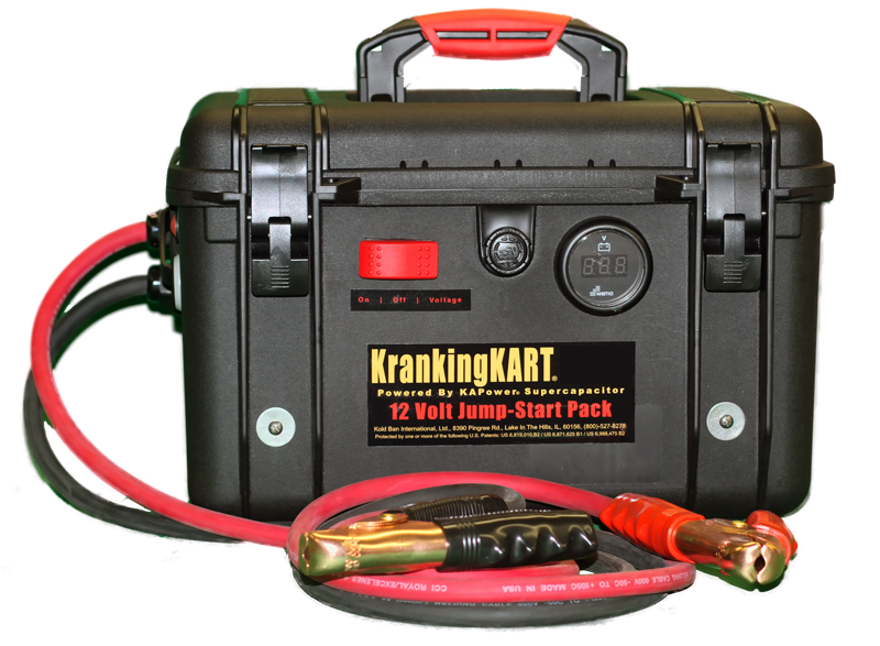 KrankingKART Jr. HD Jump Start Device